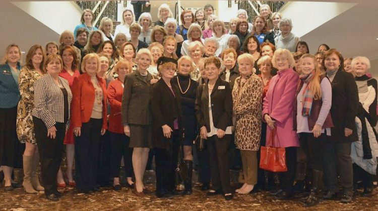 Central Region goes to Trump Hotel for Tea