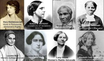 We Celebrate Women's History Month