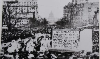 19th Amendment Celebrates 97 Year Anniversary