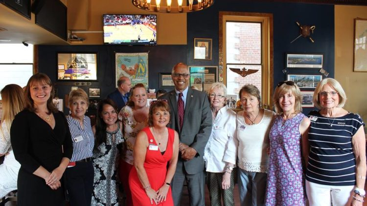MFRW Happy Hour at the Chesapeake Brewing Company