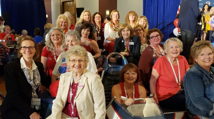 MFRW Delegation at NFRW Convention in Indy