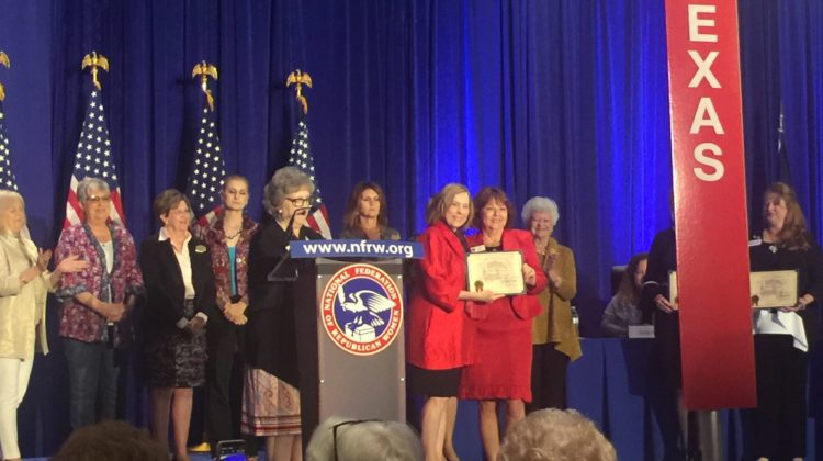 MFRW awarded the national Betty Heitman Award for State Excellence