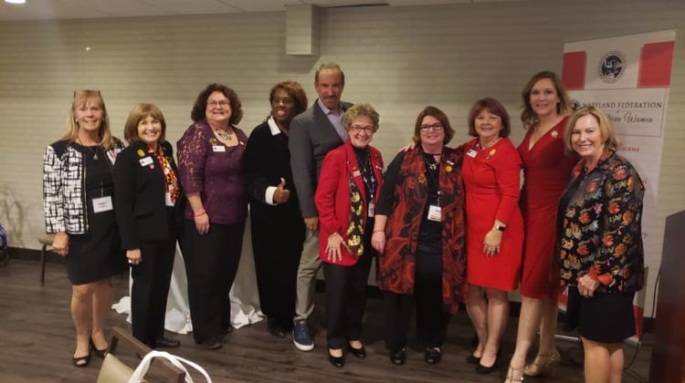 Congratulations to the new MFRW officers!