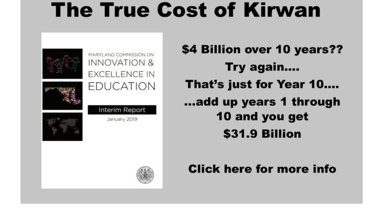 The real cost of Kirwan