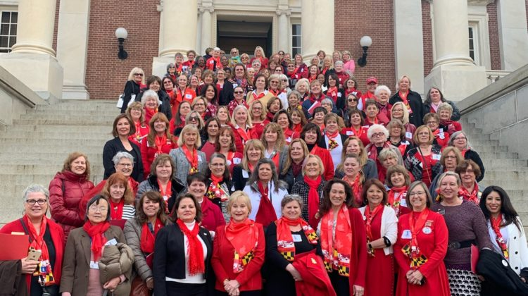 2020 Red Scarf Day