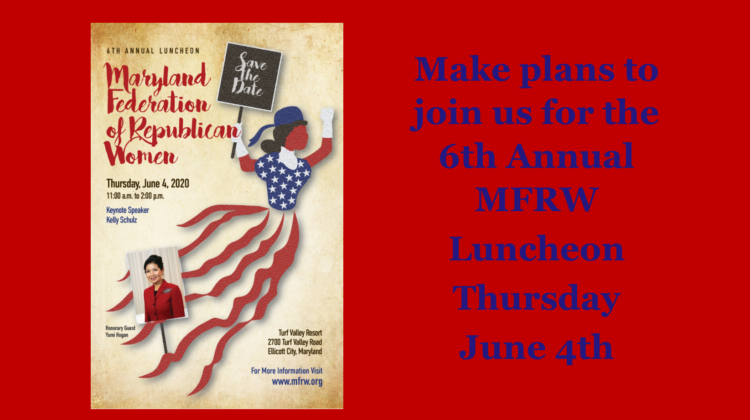 Save the Date for the MFRW Luncheon